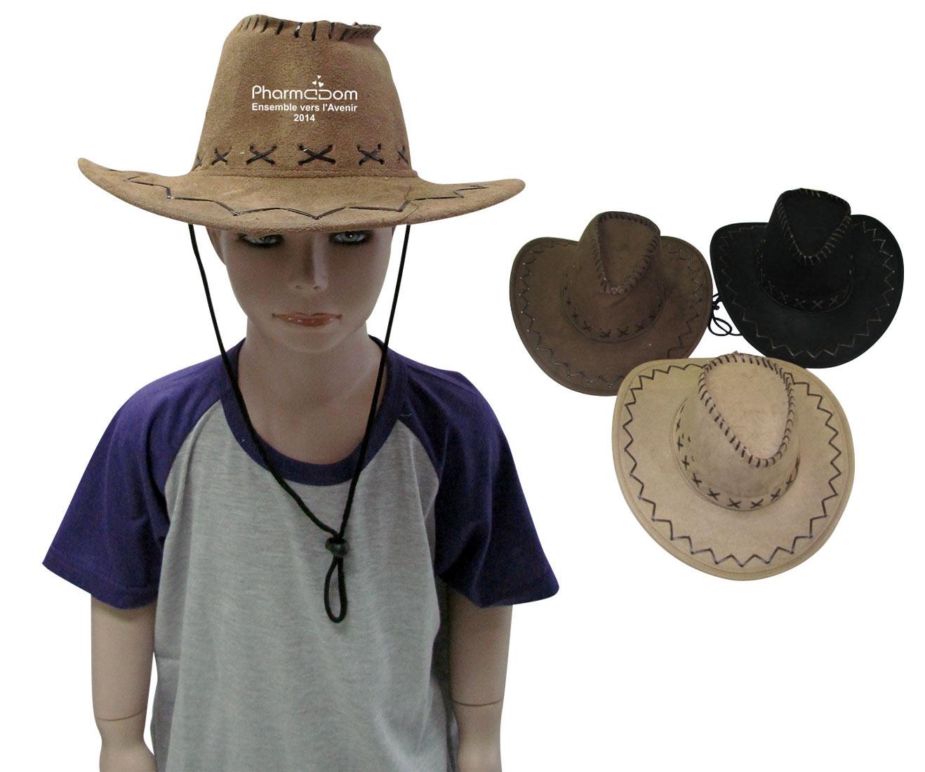 כובע בוקרים לילדים