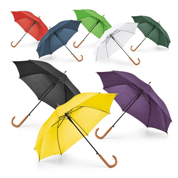 מטריות קישוט | מטרייה ידית מעץ