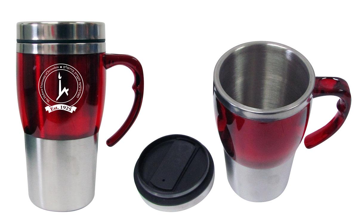 כוס טרמית לקפה | כוסות נירוסטה