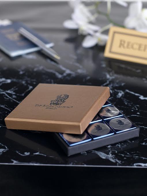 מארז מטבעות שוקולד ממותג