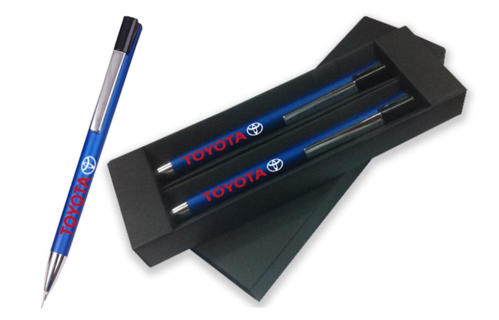 סט עטים עט ועיפרון מכני