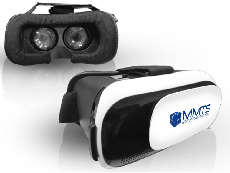 משקפי מציאות מדומה לאייפון