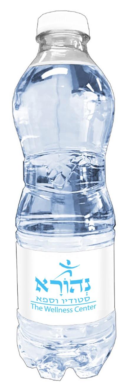 הדפסה על בקבוק מים | מיתוג בקבוקי מים