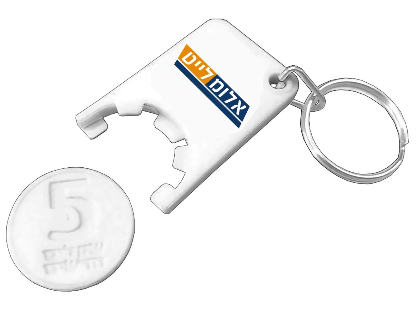מחזיקי מפתחות מודפסים