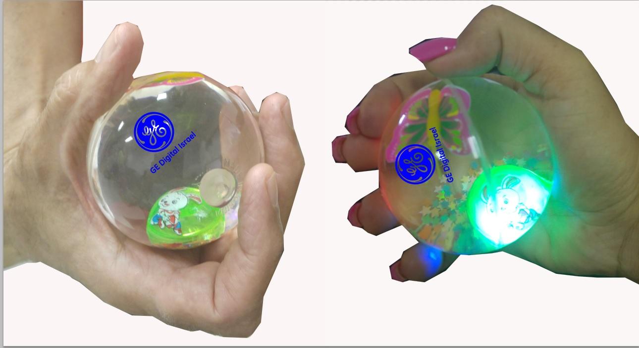 כדור מאיר | כדור עם תאורה