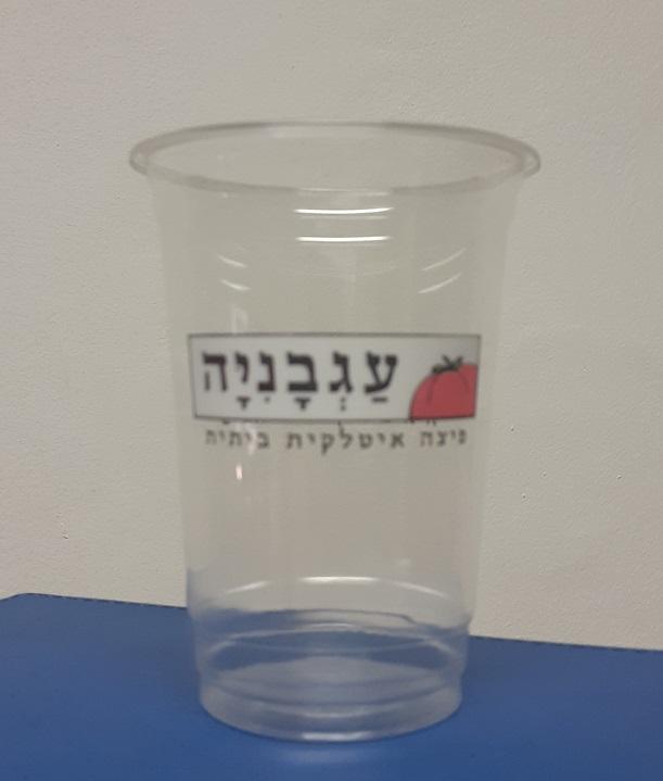 כוס פלסטי חד פעמית