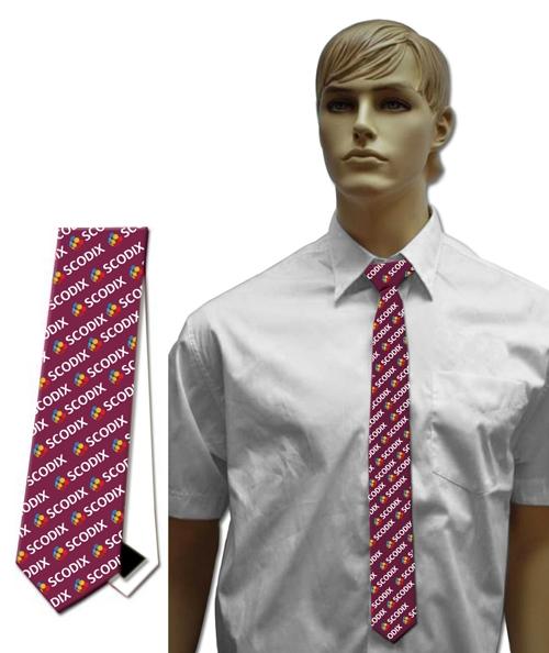 עניבות מעוצבות | עניבה עם הדפס שטח מלא