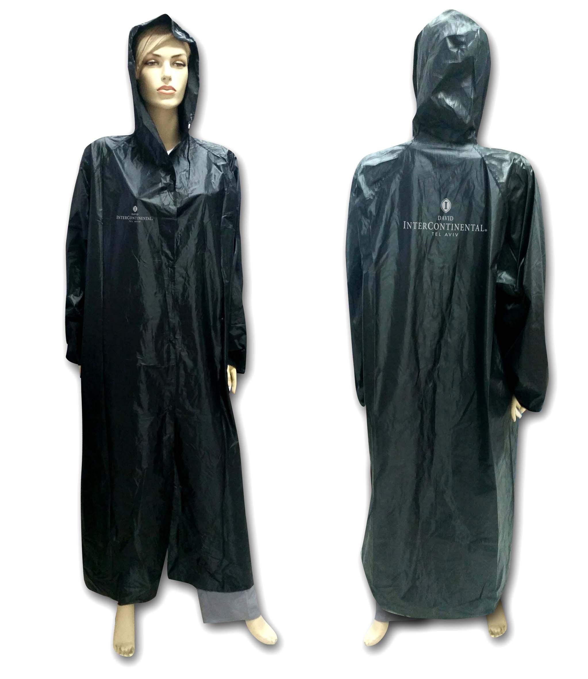 מעיל גשם ארוך | מעיל גשם לגברים