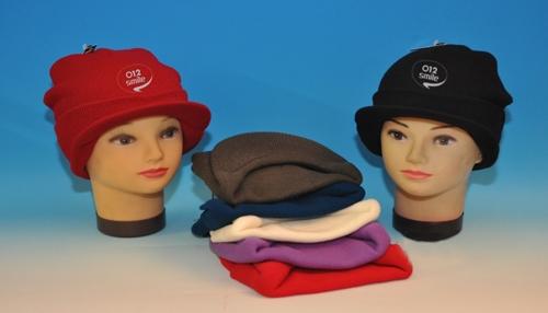 כובעי צמר ממותגים | כובע צמר עם מצחייה