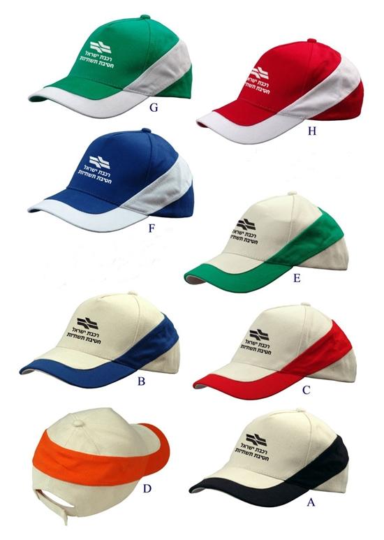 כובעים עם הדפסה | כובעים יפים