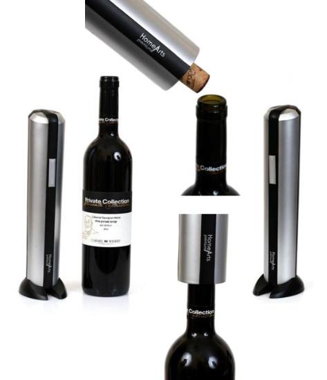 פותחן בקבוק יין חשמלי