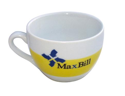ספל קפה עם לוגו