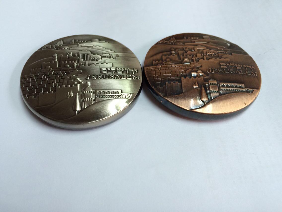 ייצור מטבעות | מטבע מעוצב