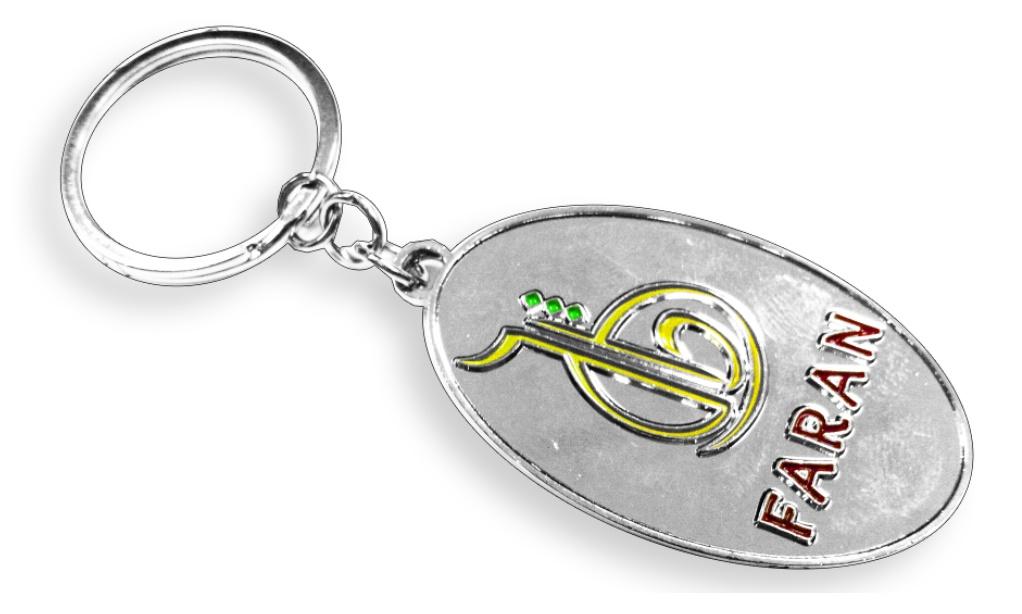 מחזיקי מפתחות מעוצבים | מחזיק מעוצב