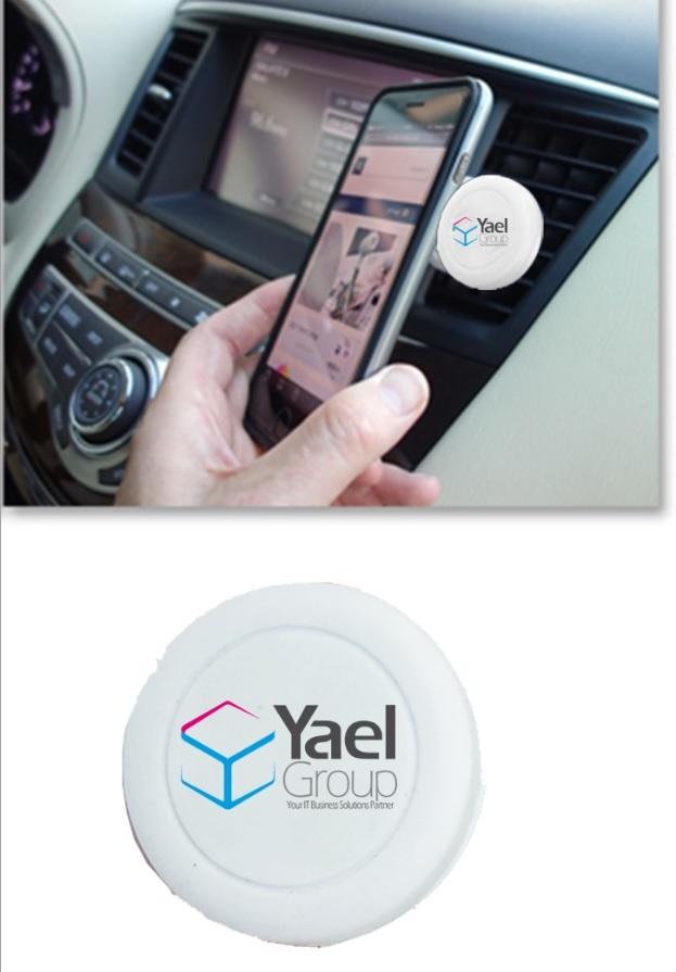 מתקן לפלאפון לרכב | מגנט לטלפון נייד