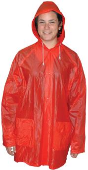 מעיל גשם מניילון | מעילי גשם