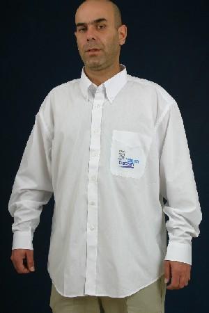 חולצה מכופתרת | חולצות עם הדפס