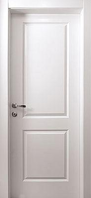 דלת פנים - דלת שלייפ לק עם שתי מסגרות
