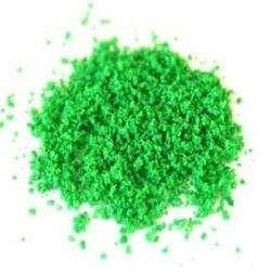 אבקת עיצוב למודל צבע ירוק