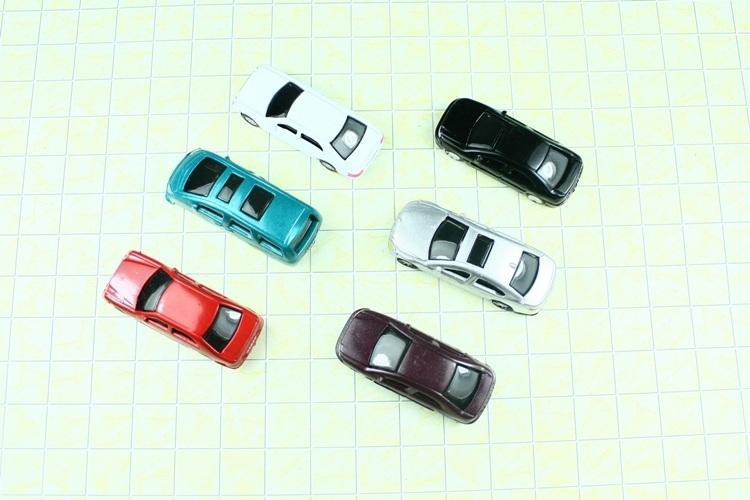 10 יח' מכוניות קנ''מ 1:100 דגם 3500