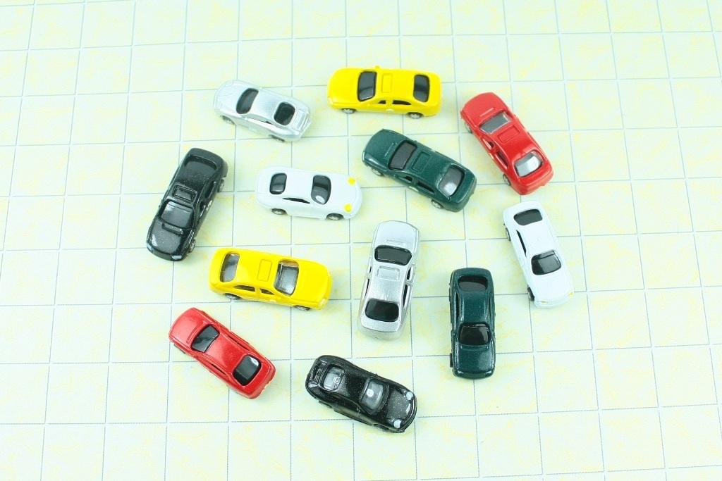 מכונית קנ''מ 1:200 דגם 3901