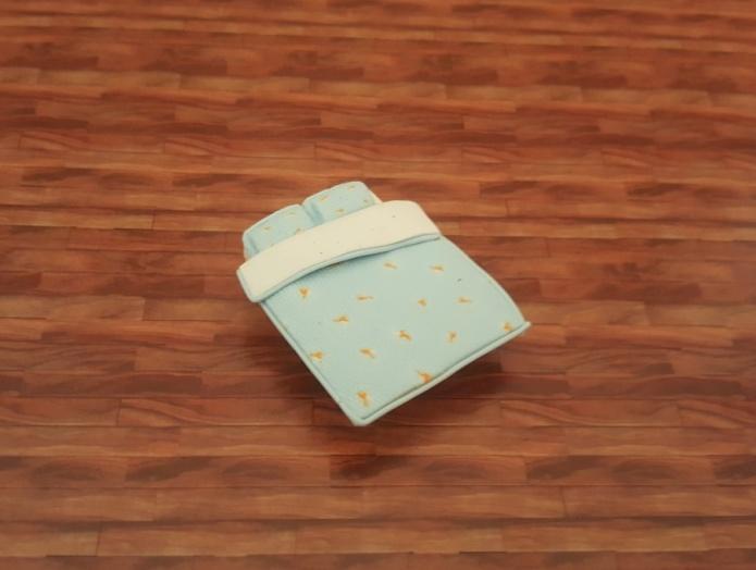 מיטה מעוצבת דגם פריז