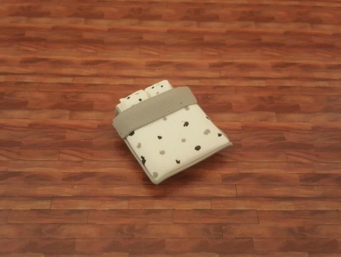 מיטה מעוצבת דגם סקאי