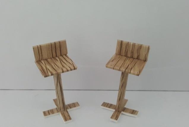 כסא בר דגם שגיא קנ''מ 1:25