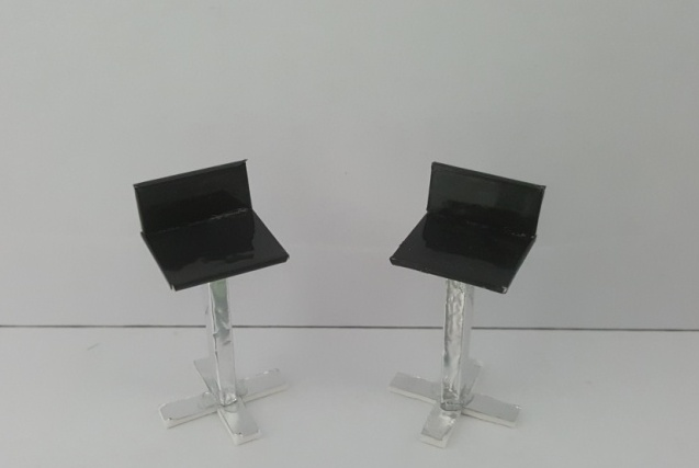 כסא בר דגם מאור קנ''מ 1:25