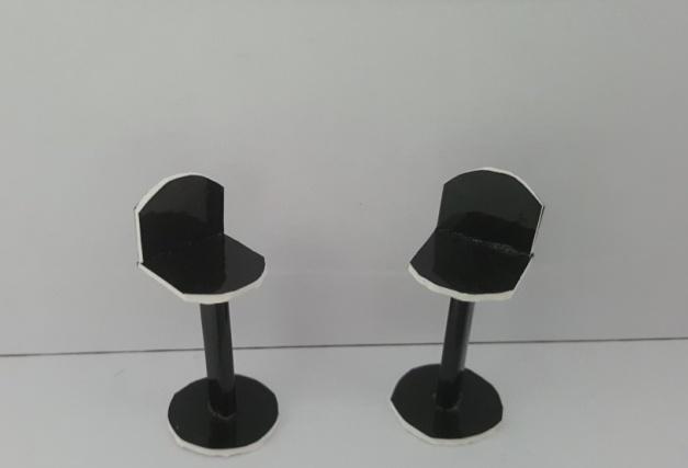 כסא בר דגם יותם קנ''מ 1:25