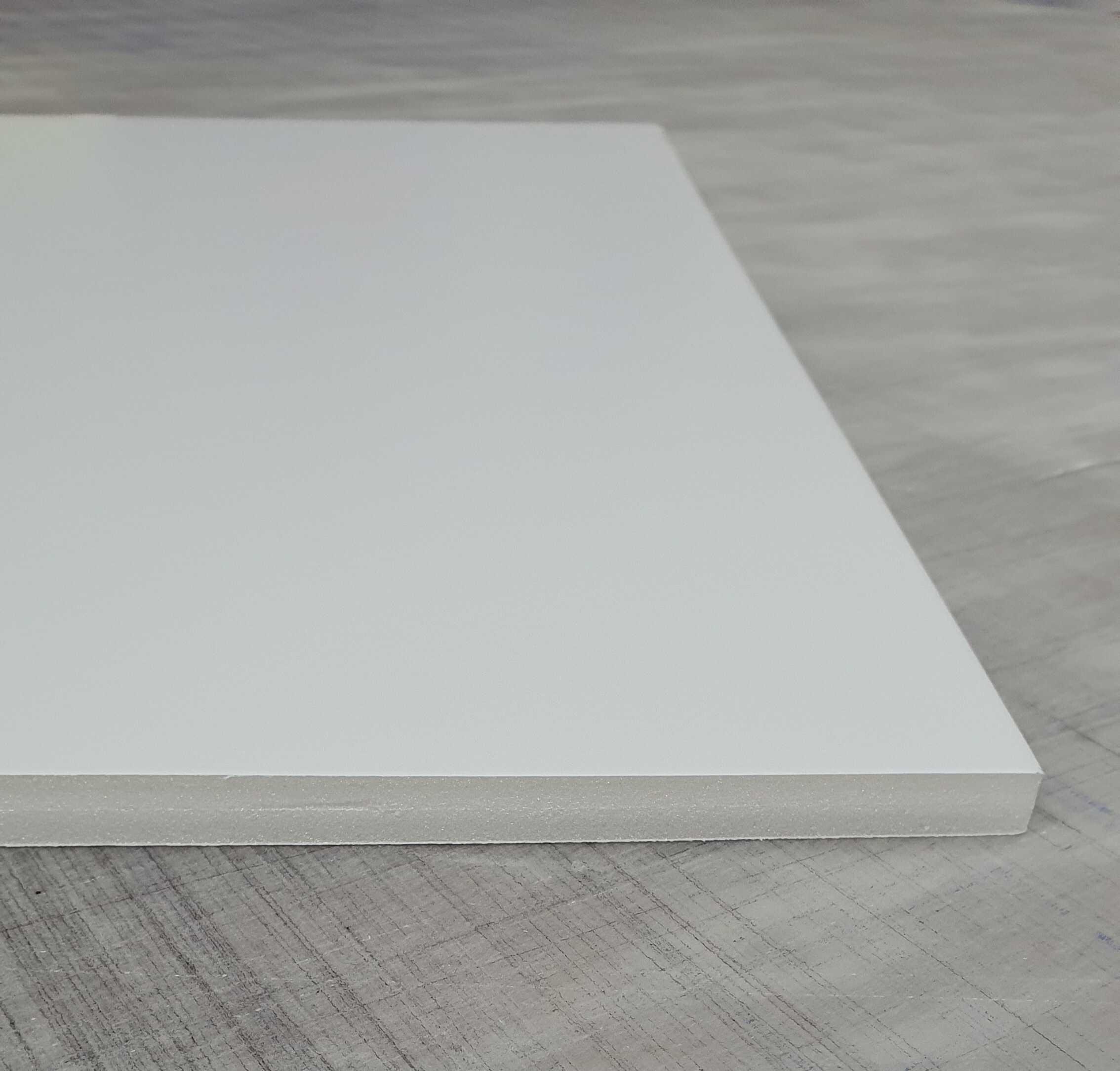 לוח קאפה לבן עובי 10 מ