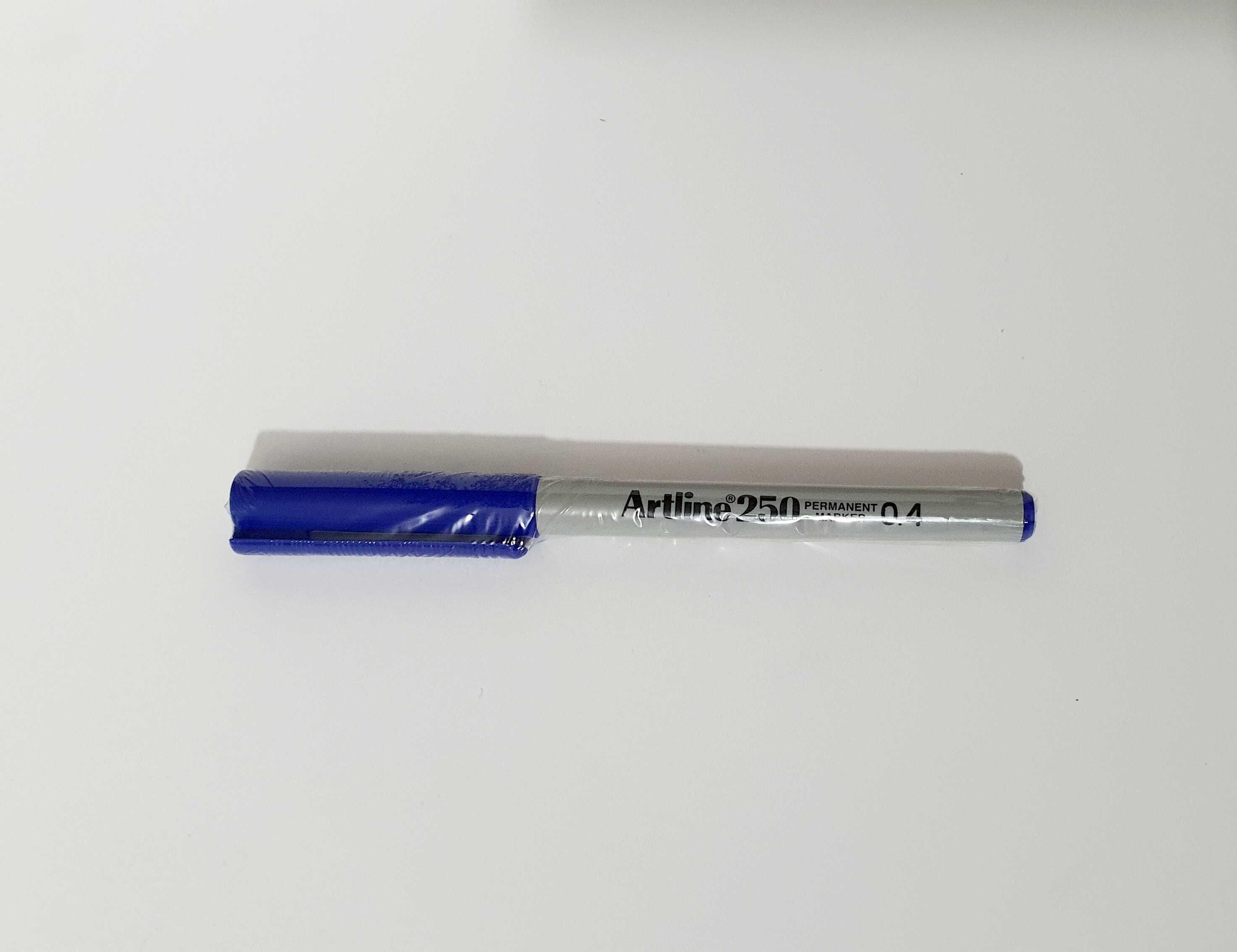 טוש ארטליין 250 דק 0.4 כחול
