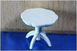 """שולחן עגול קנ""""מ 1:25"""