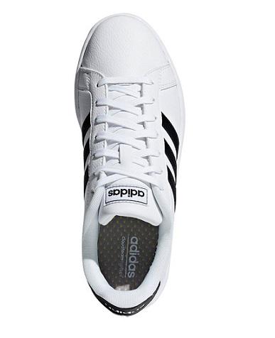 נעלי אדידס אופנה נשים נוער Adidas Grand Court - תמונה 3