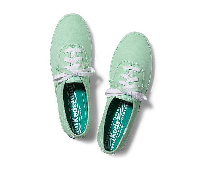 נעלי קדס נשים KEDS CHAMPION MINT