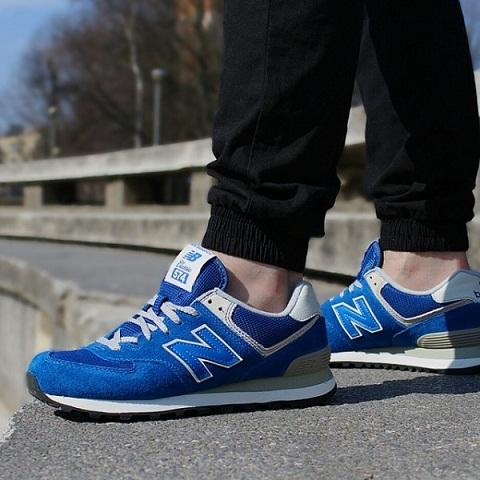 נעלי ניובלנס אופנה גברים New Balance 574 - תמונה 3