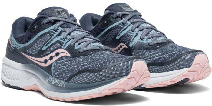 נעלי ריצה ספורט סאוקוני נשים Saucony Omni ISO 2 Wide - תמונה 2