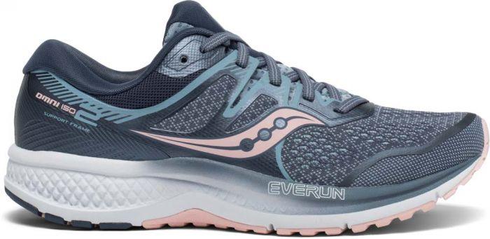 נעלי ריצה ספורט סאוקוני נשים Saucony Omni ISO 2 Wide