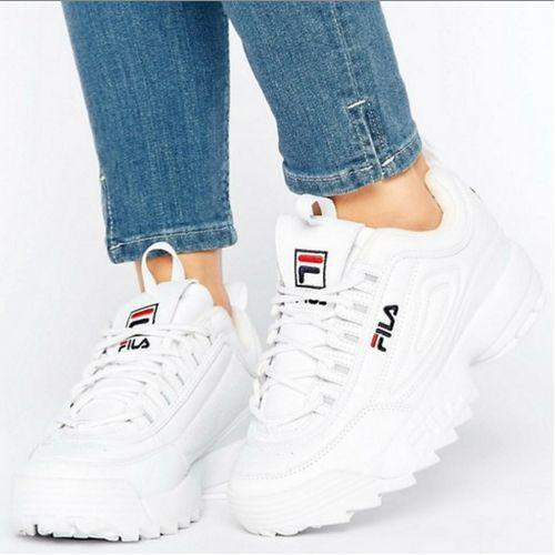 נעלי פילה אופנה נשים Fila Disruptor - תמונה 2