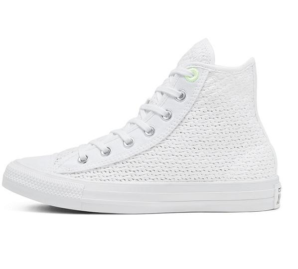 נעלי אולסטאר סרוגות תחרה נשים Converse Summer Getaway