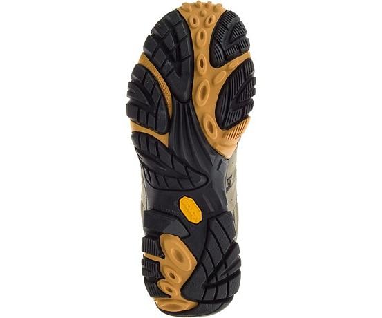 נעלי מירל טיולים גברים Merrell moab 2 mid gore-tex - תמונה 5