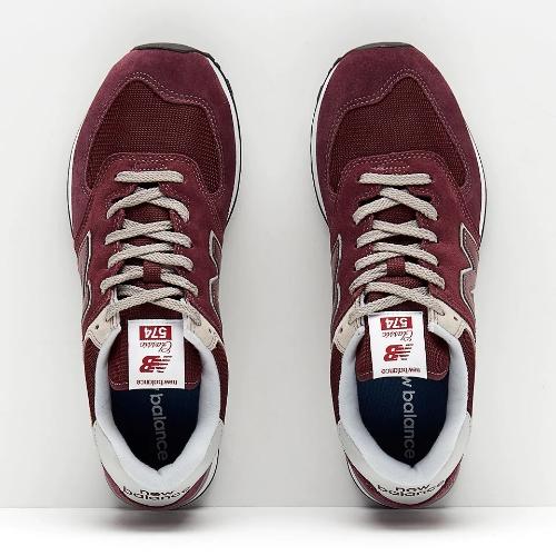 נעלי ניובלנס אופנה גברים New Balance 574 - תמונה 4