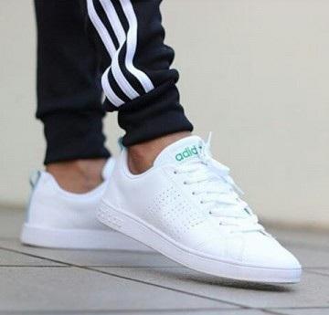 נעלי אופנה אדידס גברים Adidas Vs Advantage CL - תמונה 1