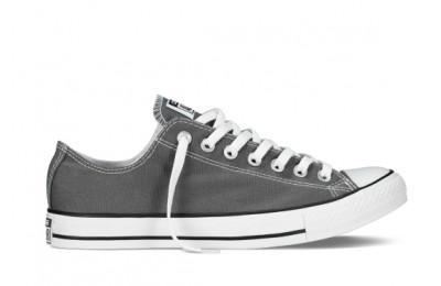 נעלי אולסטאר אפור נשים גברים Converse Charcoal