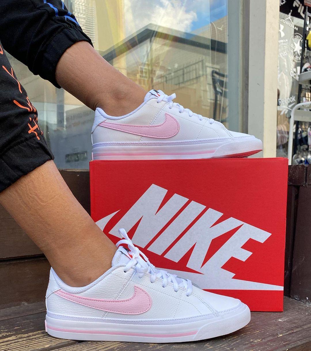 נעלי נייק אופנה נשים נוער Nike Court Legacy