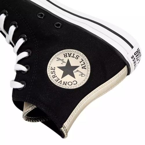 נעלי אולסטאר זהב שחור נשים Converse Black Gold