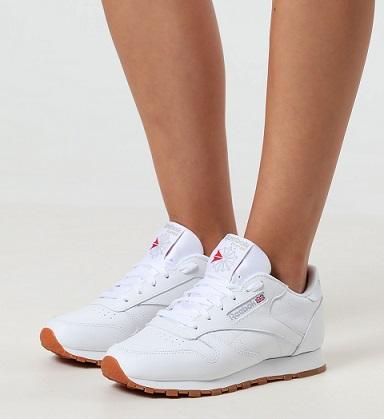 נעלי ריבוק קלאסיק נשים Reebok Classic Leather