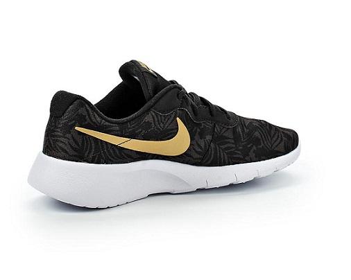 נעלי נייק ספורט נשים Nike Tanjun Print