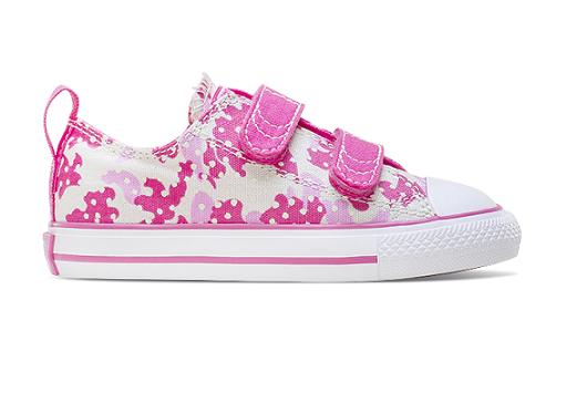 נעלי אולסטאר תינוקות Converse 2V Camo