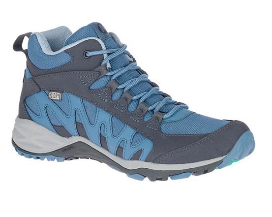 נעלי מירל טיולים הליכה נשים Merrell Lulea Mid Waterproof
